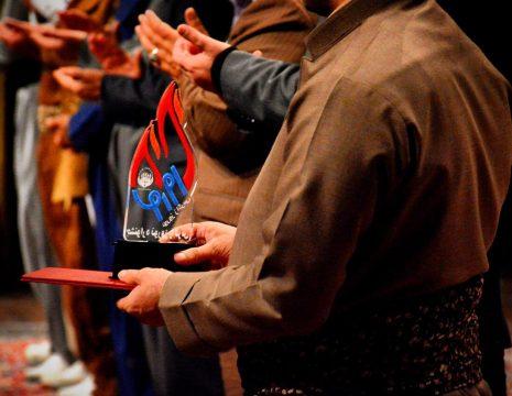 <h5>فستیوال هەڵپەڕکێ زاگرس مهاباد برندگان خود را شناخت</h5><br><div>بینەر - فستیوالهەڵپەڕکێ زاگرس مهاباد پس از ٤ شب و اجرای ١١ گروه برندگان خود را در بخش های ... </div>